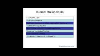 Webinar: Stakeholder Communication - Creating A Robust Stakeholder Communication Plan