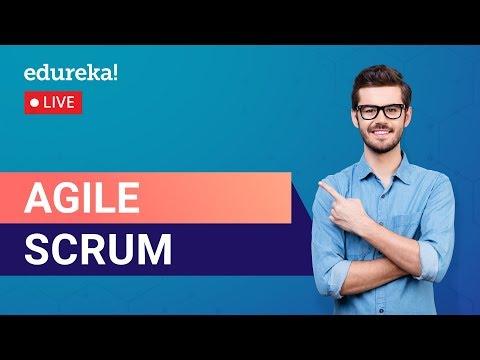 Agile Scrum Tutorial For Beginners | Scrum Master Training ...