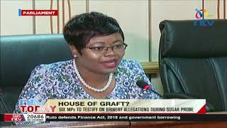 MPs Were Discussing Bribes Given Out By Fatuma Gedi In Parliament Toilet - Gathoni Wa Muchomba