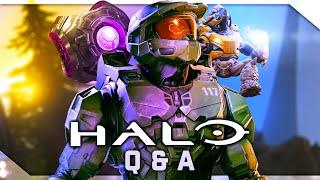 Halo Infinite - Forgeable AI, new studio, DOOM/Fallout armor & more?