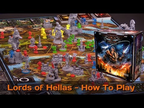 How To Play - Board Game Replay