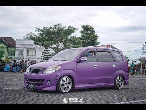 Video MODIFIKASI Daihatsu XENIA & Toyota AVANZA  Yang GAUL