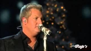 """Rascal Flatts - """"White Christmas"""" - 2011 CMA Christmas"""