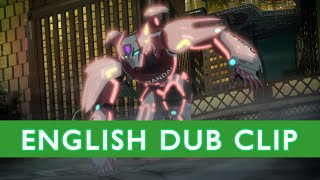 TIGER & BUNNY Official English Dub Clip- Golden Ryan in Action - On DVD/BD 2-24-15