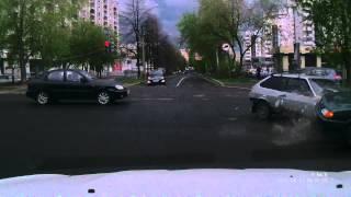 авария 21 05 2013 шефская красных командиров