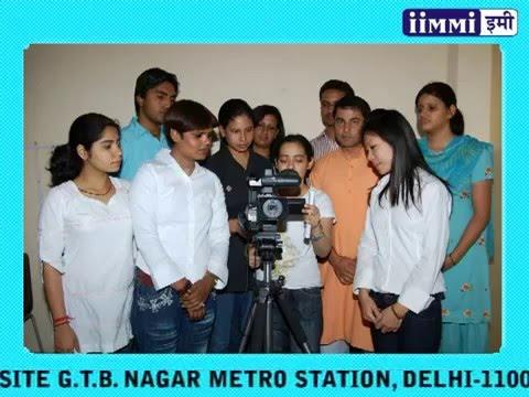 International Institute of Management, Media & IT (IIMMI) video cover2