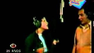 Elis Regina & Antonio Carlos Jobim - Aguas de Marzo (retro video with edited music).mpg
