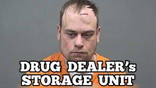 I BOUGHT A CRIMINAL DRUG DEALERS Abandoned Storage Unit Locker / Opening Mystery Boxes Storage Wars