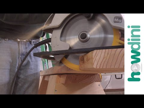 How to choose a circular saw