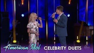"Logan Johnson & Julia Michaels: a ROAMNTIC Performance ""What A Time"" | American Idol 2019"