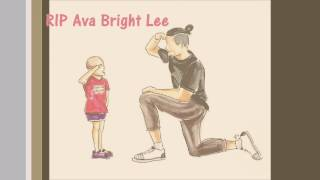 Jeremy Lin mourning for Ava. RIP