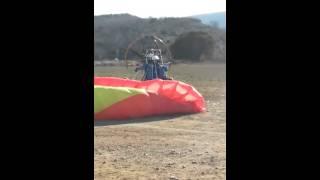 Burgués Paramotor áger 2