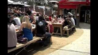 "Lagunitas Brewery in Petaluma, CA: QUICK TOUR OF ""THE TAPROOM"""