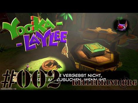 YOOKA-LAYLEE #2 – Die erste Welt ruft! ★ Speedy plays Yooka-Laylee [HD|60FPS]