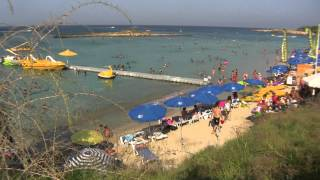 preview picture of video 'Protaras Capo Bay Beach and Hotel. Fig tree bay. Cyprus 2012 2013 in Full HD'