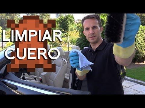 Limpiar el cuero de un coche | CONSEJOS