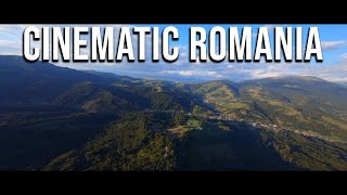 Cinematic Romania (FPV Drone)