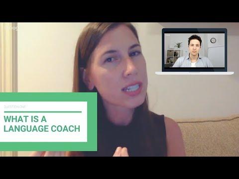 What is Language Coaching? Part 1/2