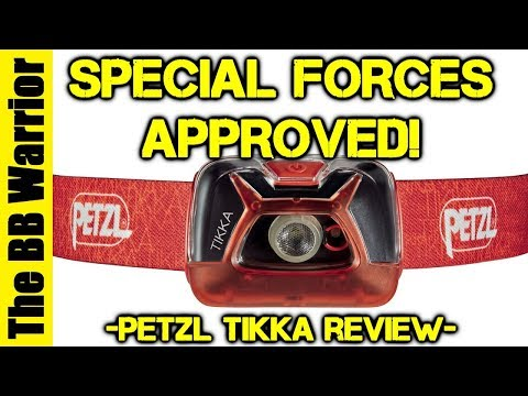Petzl Tikka Review | A Great Quality Headlamp!
