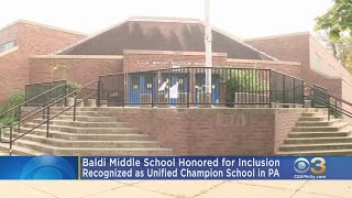 Philadelphia Middle School Recognized For Inclusion Efforts
