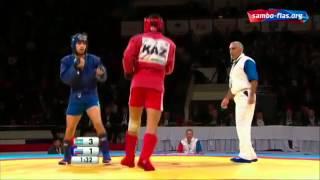 Arman Ospanov vs. Ruslan Gasankhanov 2013