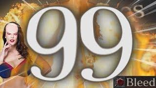 Dark Souls 3 - 99 Bleed Resistance