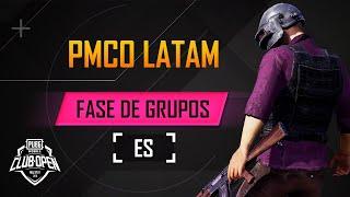[ES] PMCO LATAM - Fase de Grupos - Día 1