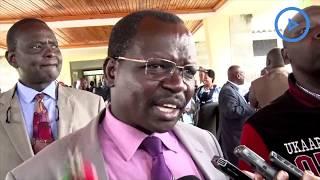 Lonyangapuo calls for decentralization  of road agencies.