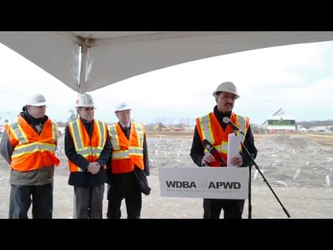 Minister Sohi visits the WDBA