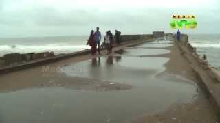 Valiyathura Sea  Bridge In Bad Condition