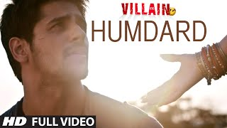 Hamdard Full Video Song | Ek Villain | Arijit Singh | Mithoon