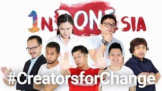 Download Youtube: CreatorsforChange - CameoProject : #1NDONESIA