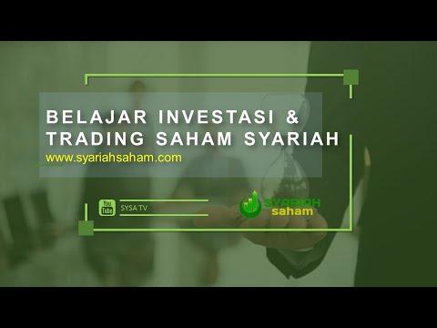 Belajar Investasi dan Trading Saham Syariah bersama Evan K Insani (COO SyariahSaham.com)