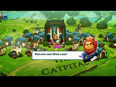 Видео № 1 из игры Cat Quest [PS4]