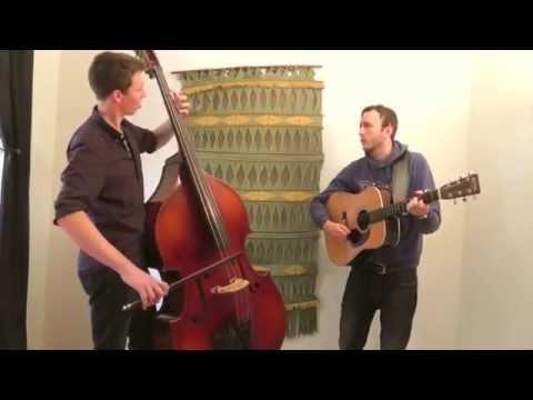 Owen (guitar) and I perform Loose Leaf Waltz, an original tune of mine, in December 2016.