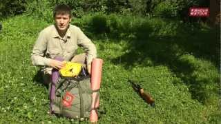 Непромокаемые рюкзаки для рыбалки и охоты