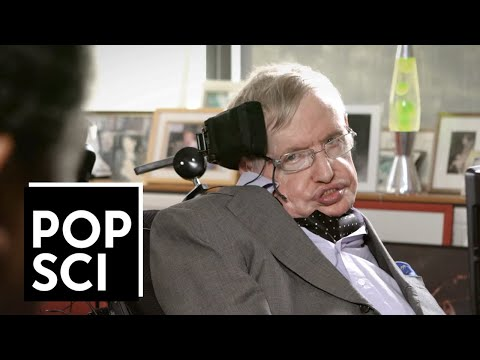 EXCLUSIVE: Stephen Hawking on What Existed Before the Big Bang