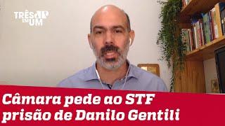 Diogo Schelp: Ao pedir prisão de Gentili, deputados perderam senso de ridículo