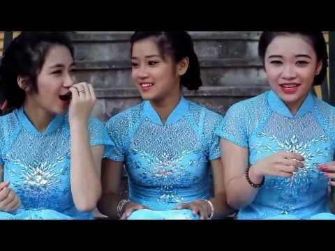 Ba hotgirl hát tình yêu màu nắng sub cực ngộ