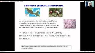 Hidratación en la enfermedad renal crónica avanzada