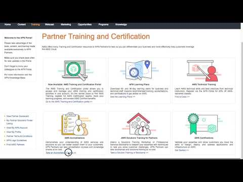 AWS Business Professional - YouTube