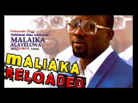 Download King Sulaiman Aloa Adekunle Malaika - Ibaje Eniyan - 2018 Yoruba Fuji Music  New Release HD Mp4 3GP Video and MP3