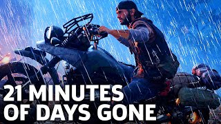 Days Gone Has Desperate Survivors - Gameplay