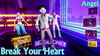 Dance Central 3 | Break Your Heart