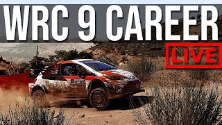 WRC 9 - The Return Of The Tarmac Specialist | CAREER MODE