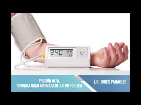 Causas de tratamiento de la presión arterial