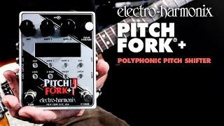 Electro Harmonix Pitch Fork+ Video