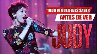 TODO Lo Que Debes Saber Antes De Ver JUDY | Judy Garland (2019)