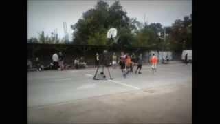 preview picture of video 'STREETBALL Otwock 2014 - I Turniej Koszykówki Ulicznej'