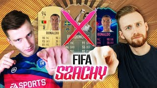 O MATKO! CO JA ZROBIŁEM! MOJE PIERWSZE FIFA SZACHY vs JCOB! FIFA 19